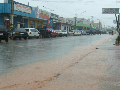 Feriado será com chuvas em todo Estado de Rondônia diz Sipam
