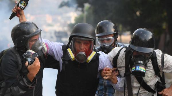 Venezuela: ataque contra igreja durante missa