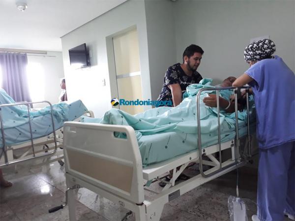 Sesau transfere pacientes do João Paulo para hospitais particulares
