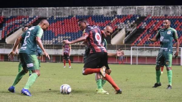 Ariquemes vence na estreia do Campeonato Brasileiro Série D