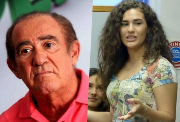 Após Lívia Aragão entregar forte vício do pai Didi, humorista, que está afastado da Globo, fatura alto