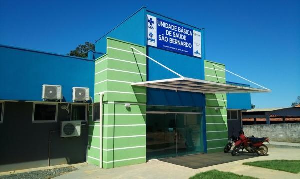 Unidade Básica de Saúde será inaugurada no Bairro São Bernardo em Ji-Paraná