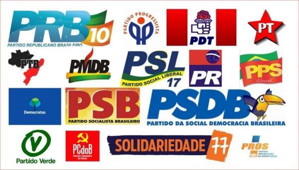 Bolsonaro sanciona perdão de R$ 70 milhões de multas de partidos políticos