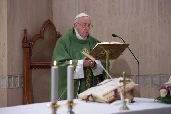 Papa diz que políticos sem sabedoria prejudicam a sociedade