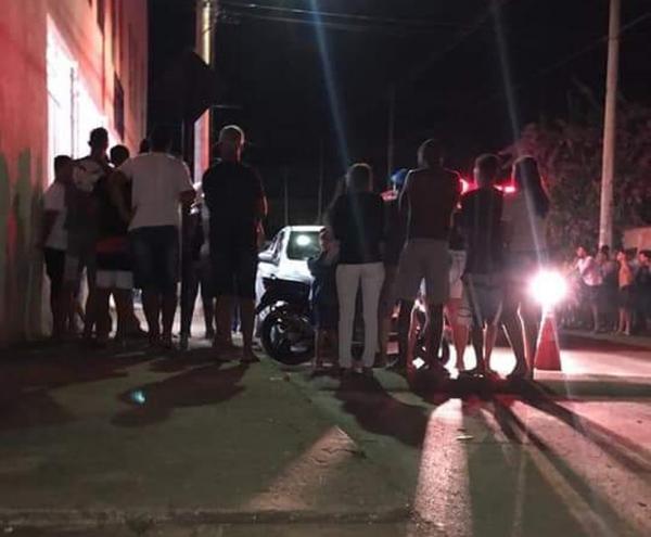 Homem esfaqueia a ex, invade igreja e atira contra três fiéis em Paracatu
