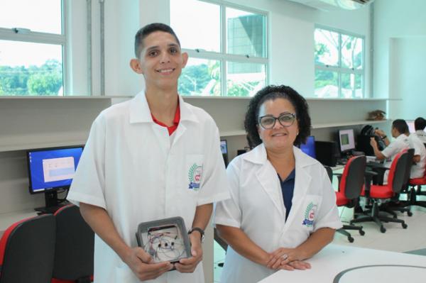 Jovem Estudante de RO cria sensor de baixo custo para detectar vazamento de gás
