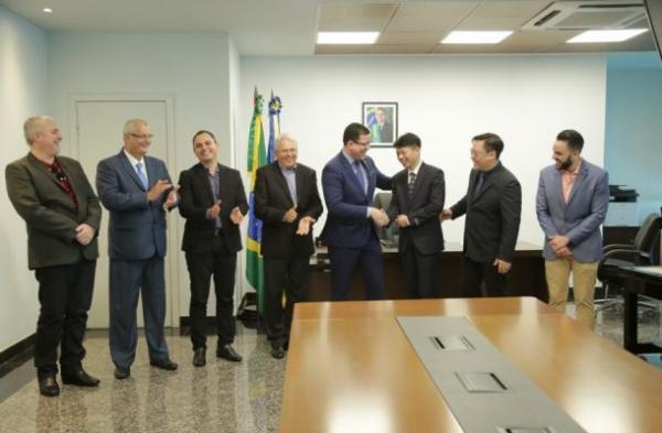 Mais de R$ 600 milhões serão investidos por empresários coreanos no setor produtivo de Rondônia