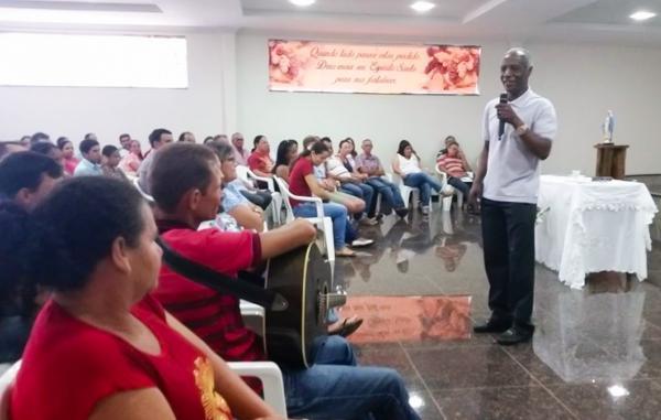 Diocese de Ji-Paraná elege padre José Celestino como Administrador Apostólico