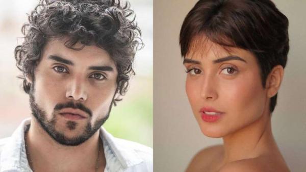 Letícia Almeida, assume namoro com ator da Record