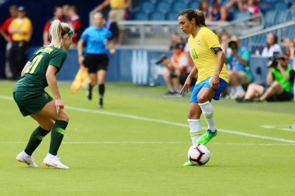 Brasil enfrentará a França nas oitavas da Copa do Mundo feminina