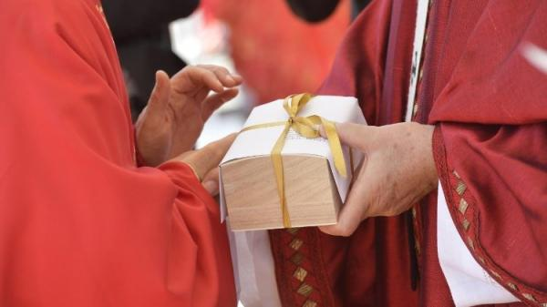 Três brasileiros vão receber o pálio das mãos do Papa. Acompanhe ao vivo