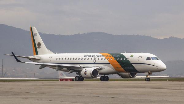 Militar de voo presidencial brasileiro é preso com droga