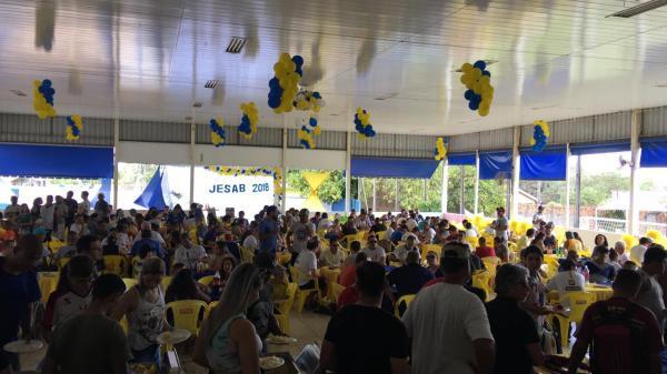 Mais de três mil pessoas visitaram Ji-Paraná neste fim de Semana de eventos esportivos