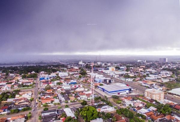 Segundo o CLIMA TEMPO, temperatura em Ji-Paraná pode cair para 16ºC