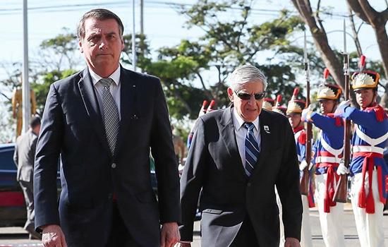 GSI muda esquema de segurança e até Bolsonaro passa por raio X