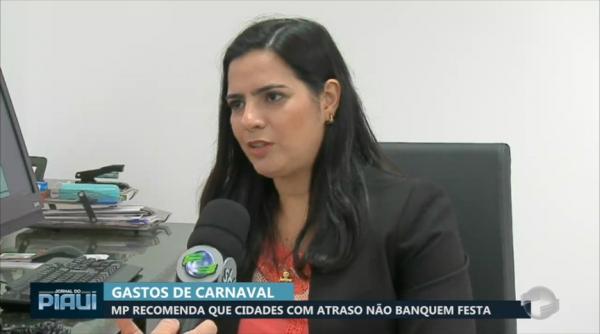 Minist�rio P�blico recomenda que prefeitos em atraso evitem gastos com carnaval