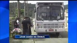CÂMERA ESCONDIDA - LEVAR CAIXÃO NO ÔNIBUS