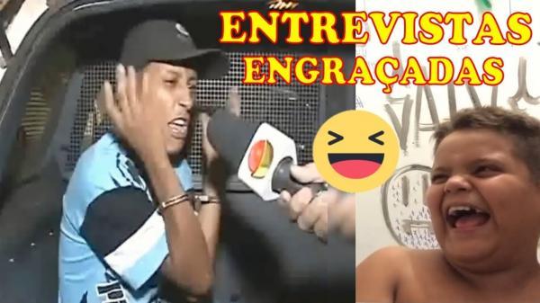 As Entrevistas Mais Engraçadas e Malucas de Todos os Tempos! Impossível não rir!