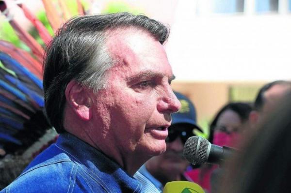 Presidente Bolsonaro fala no 07 de Setembro
